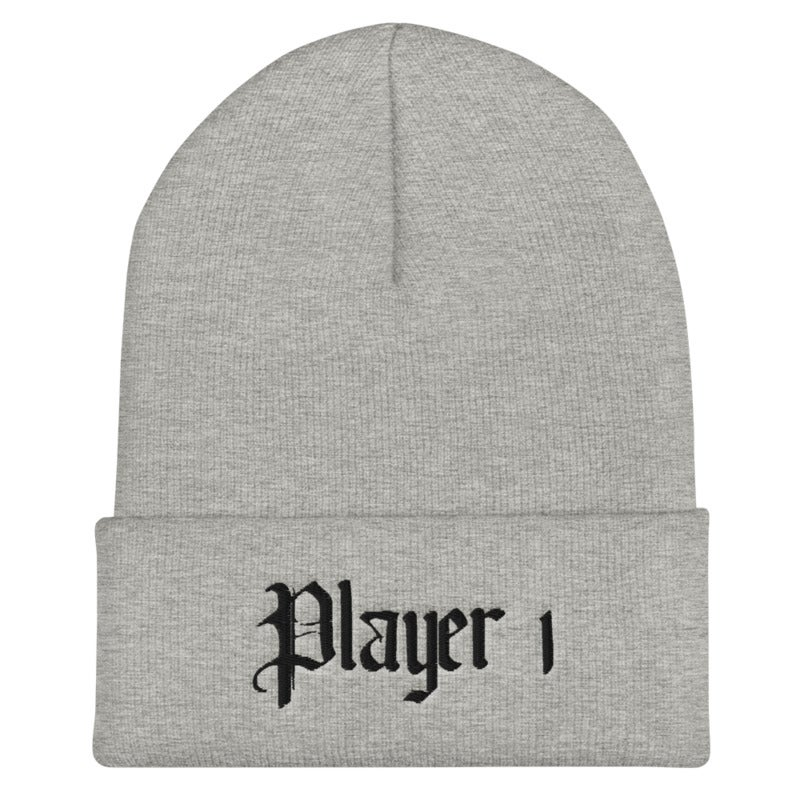 Image of Player 1 - Beanie
