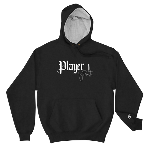 Image of Player 1 / Champion Hoodie