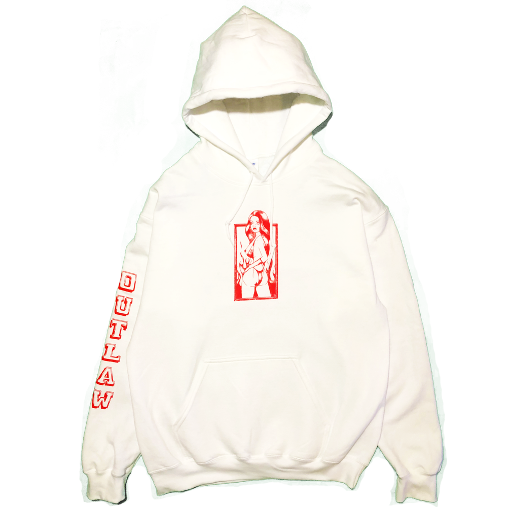 Image of Ashby Hoodie by Outlaw Press