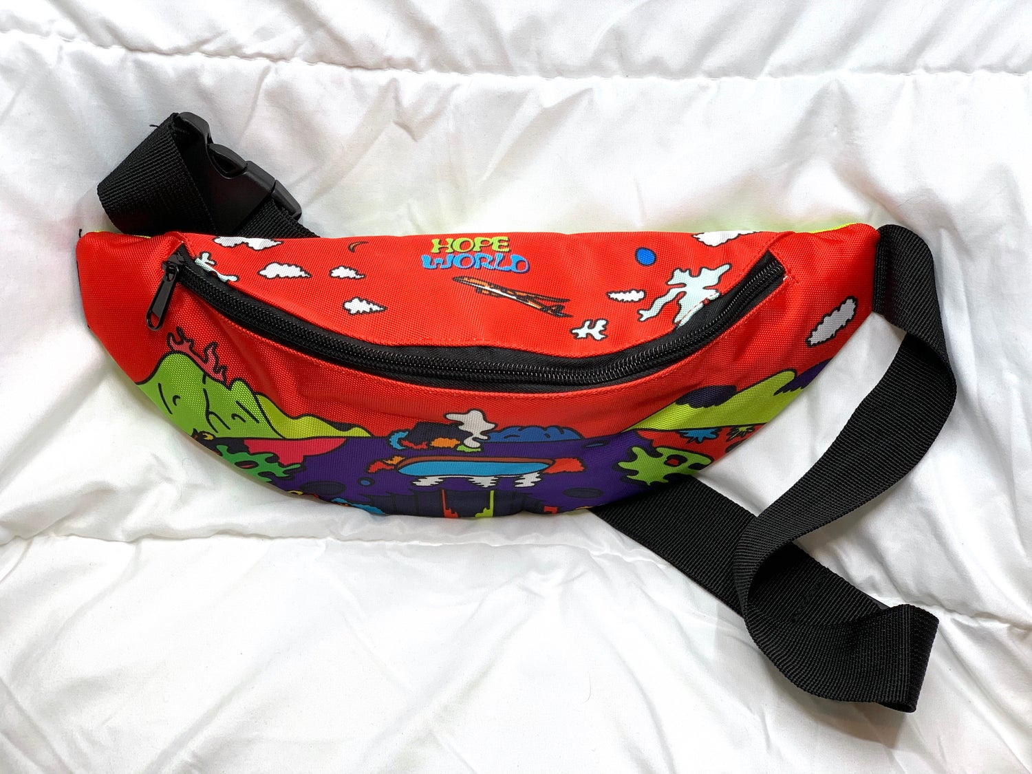 Image of Hope World Fanny Pack (ver. 2)
