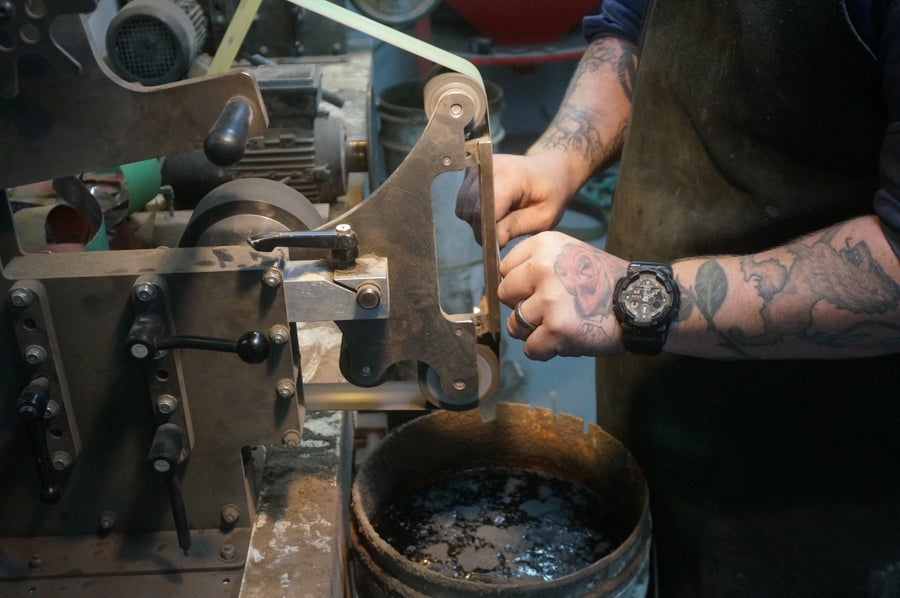 Image of One Day Knifemaking Course