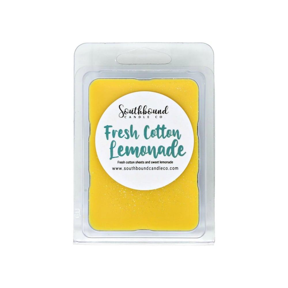 Image of Clamshell - Fresh Cotton Lemonade
