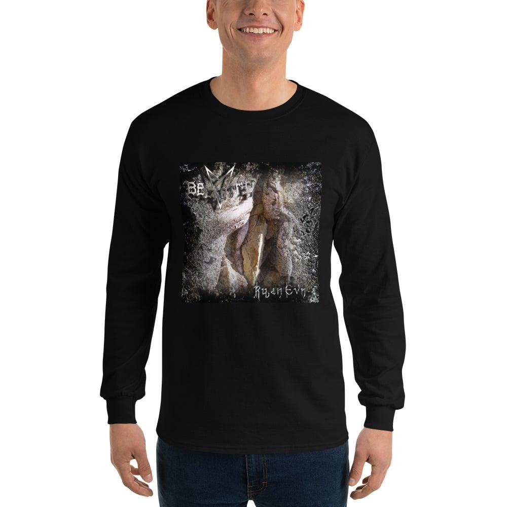Image of Bèlkètre Ryan Èvn-a Long sleeve t-shirt