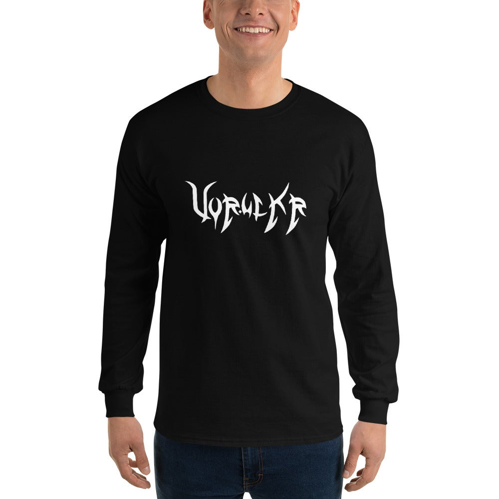 Image of Vor.ulkr Logo Long sleeve t-shirt