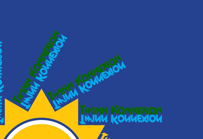 Image of Twinn Konnexion issue 12 PLUS extra SCRAPPED first run issue Pre order