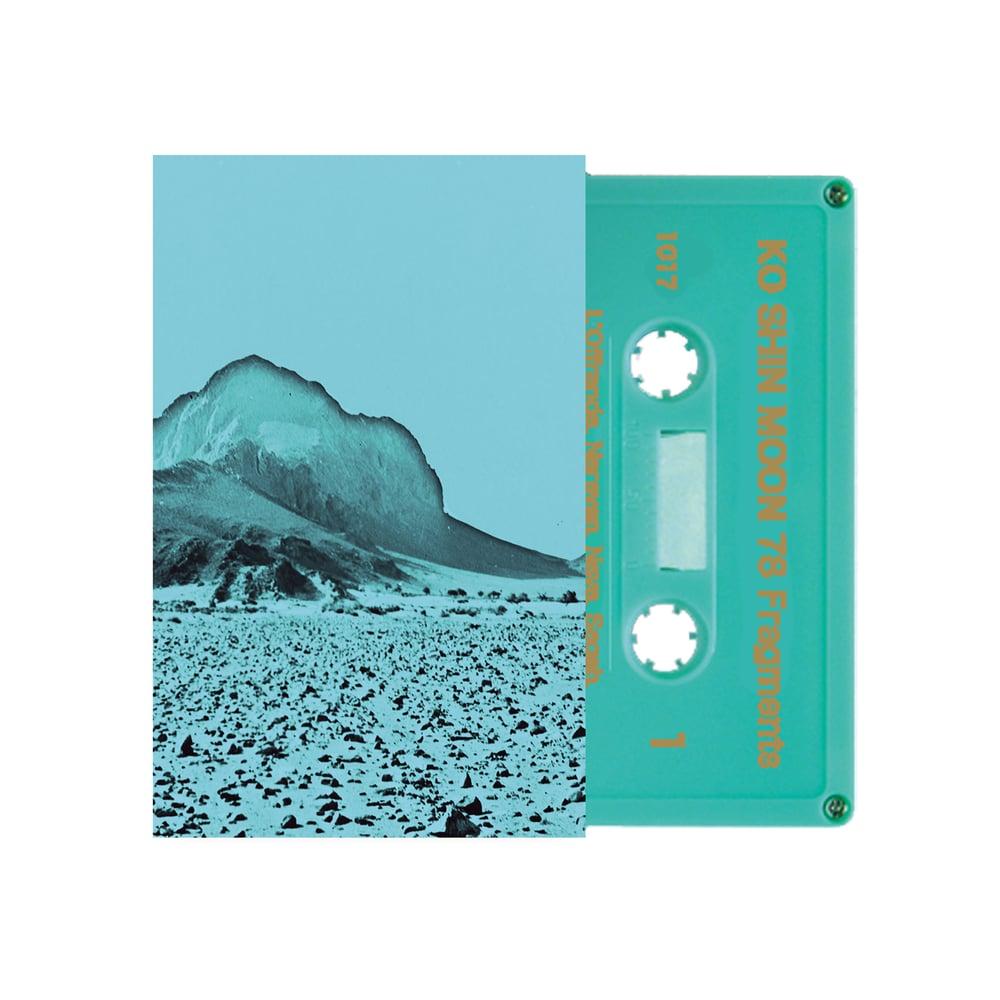 Image of KO SHIN MOON - 78 Fragments (AKUTP1017) Cassette -PREORDER-