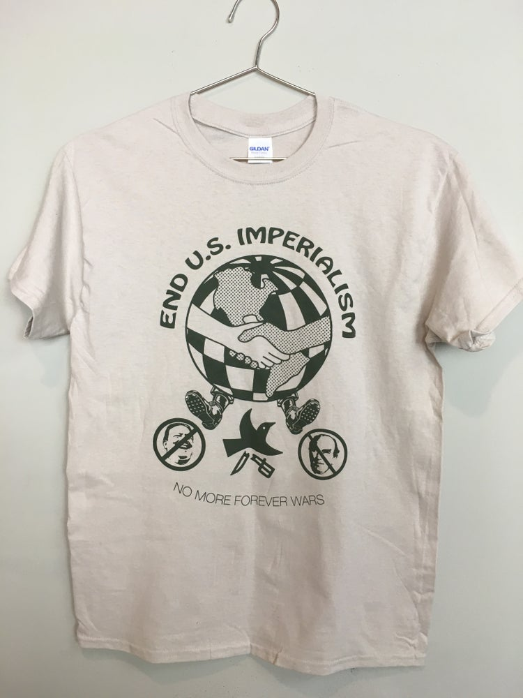 Image of End US Imperialism T-shirt
