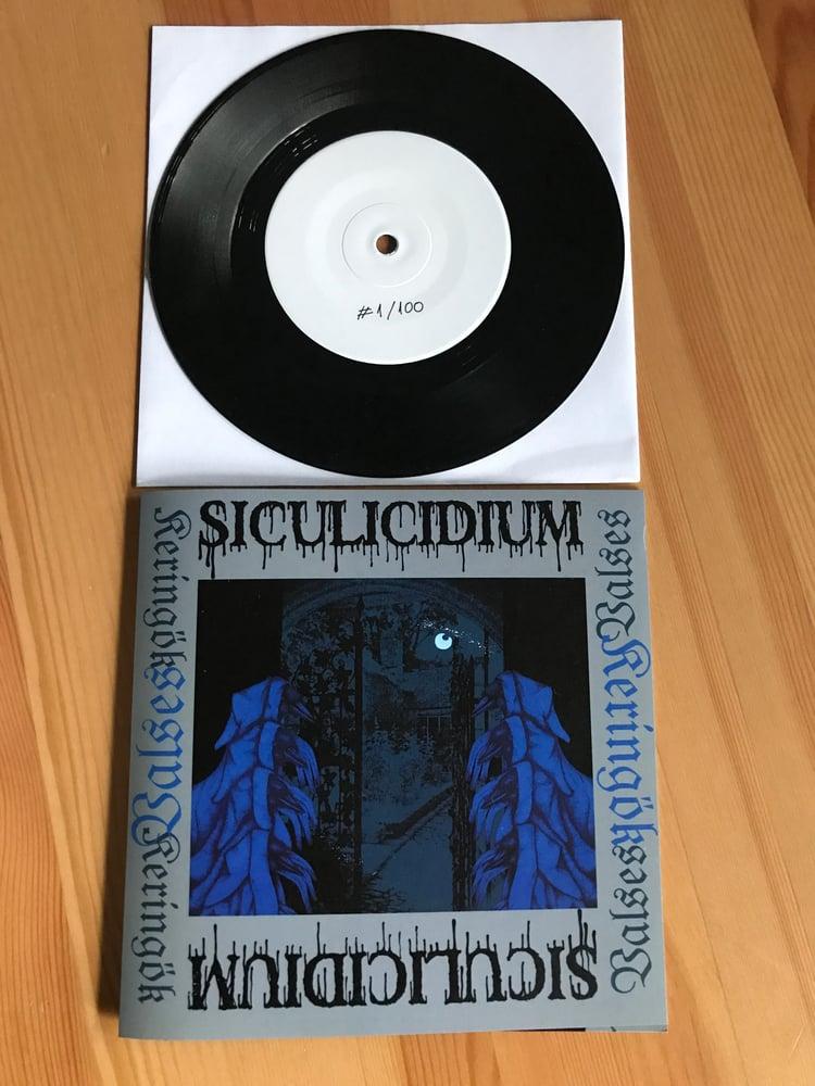 "Image of SICULICIDIUM - ""Keringők / Valses"" 7"" Ep 2012"