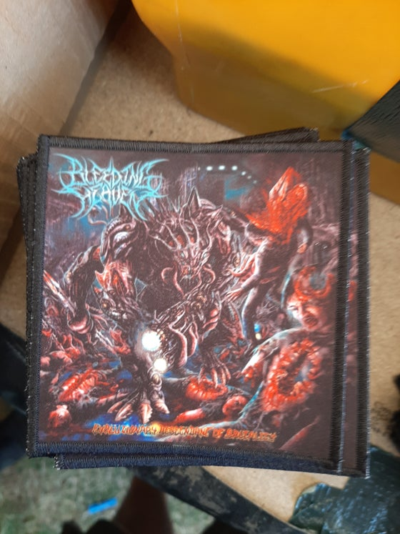 Image of Bleeding Heaven Patch