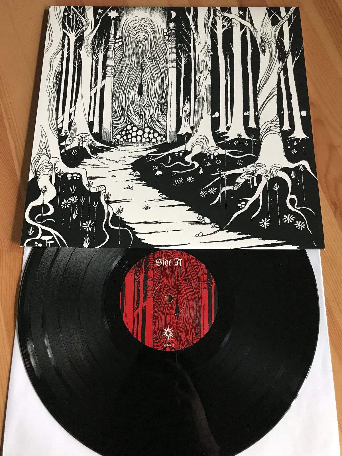 """Image of SICULICIDIUM - """"Land Beyond The Forest"""" 12"""" LP 2016"""