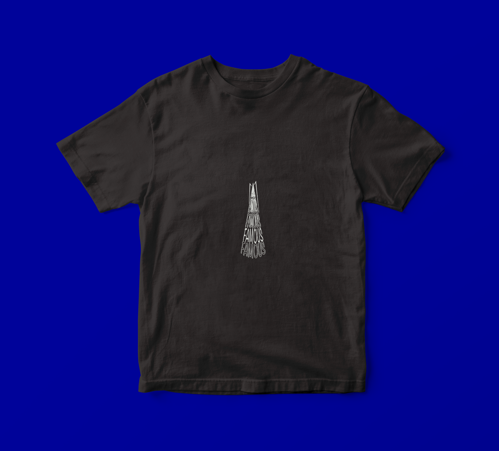 "Image of Famous - ""Shard"" T-Shirt"