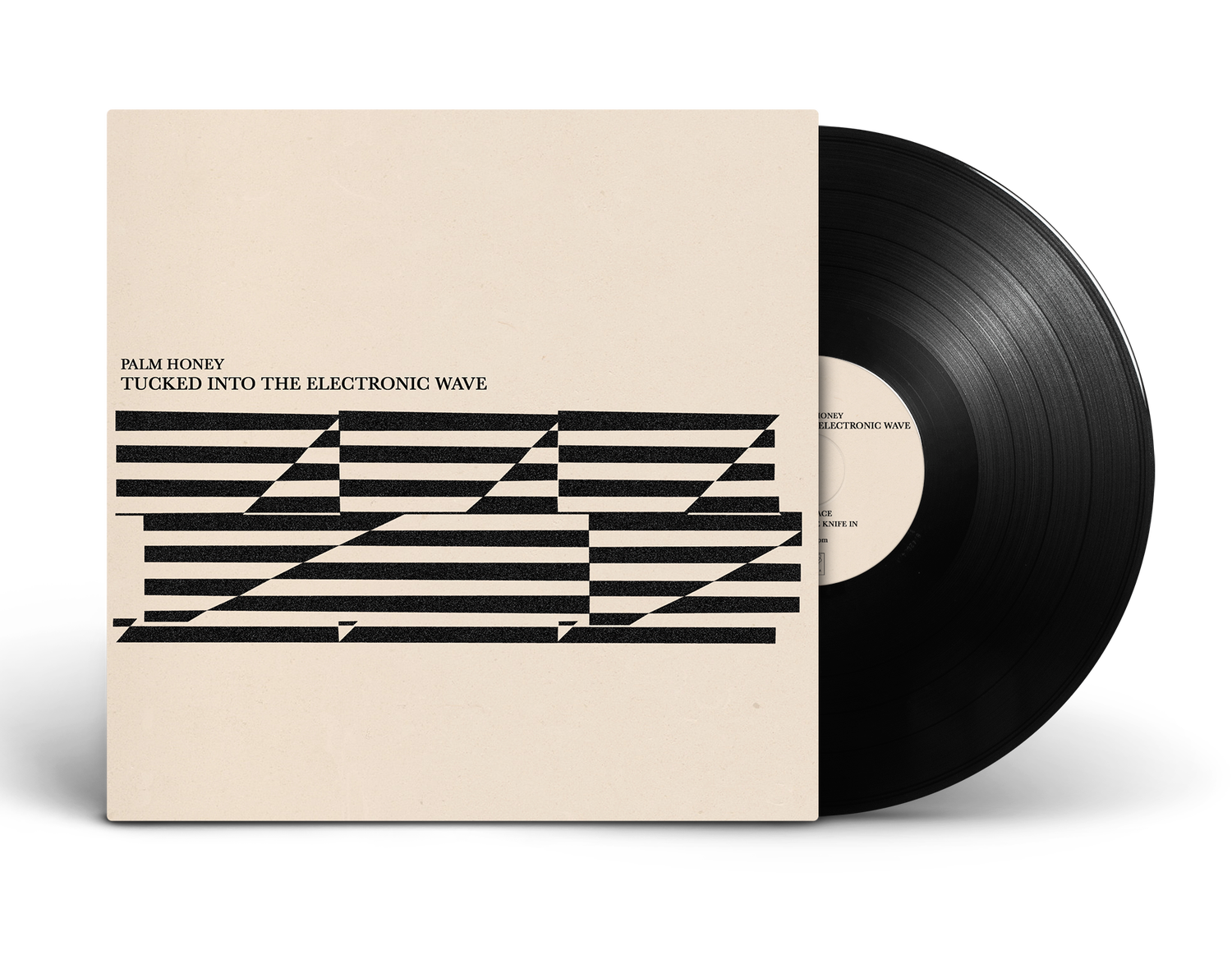 """Image of Palm Honey - """"Tucked Into The Electronic Wave"""" 12 INCH Signed EP"""