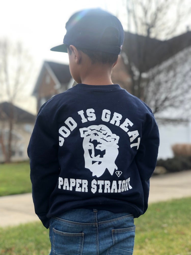 Image of GIGPS KIDS EVERYDAY SWEATER
