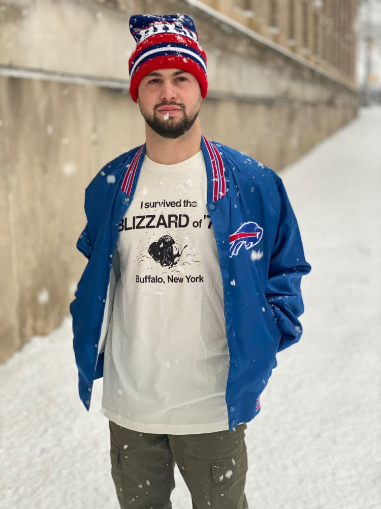 Image of Blizzard of '77 Tee