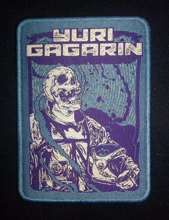 Image of Cosmic Ruin Patch