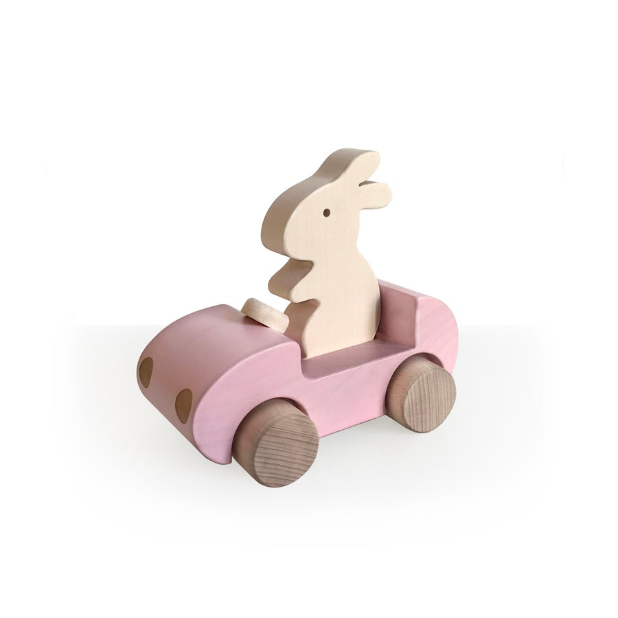 Image of Bunny Car Rose