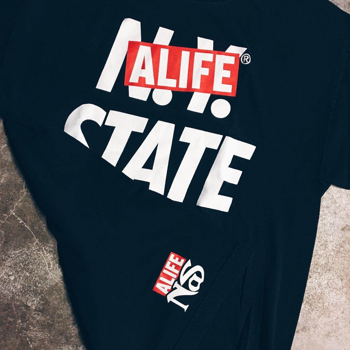 Image of Original 2008 Alife x Nas NYC Exclusive Event Tee.