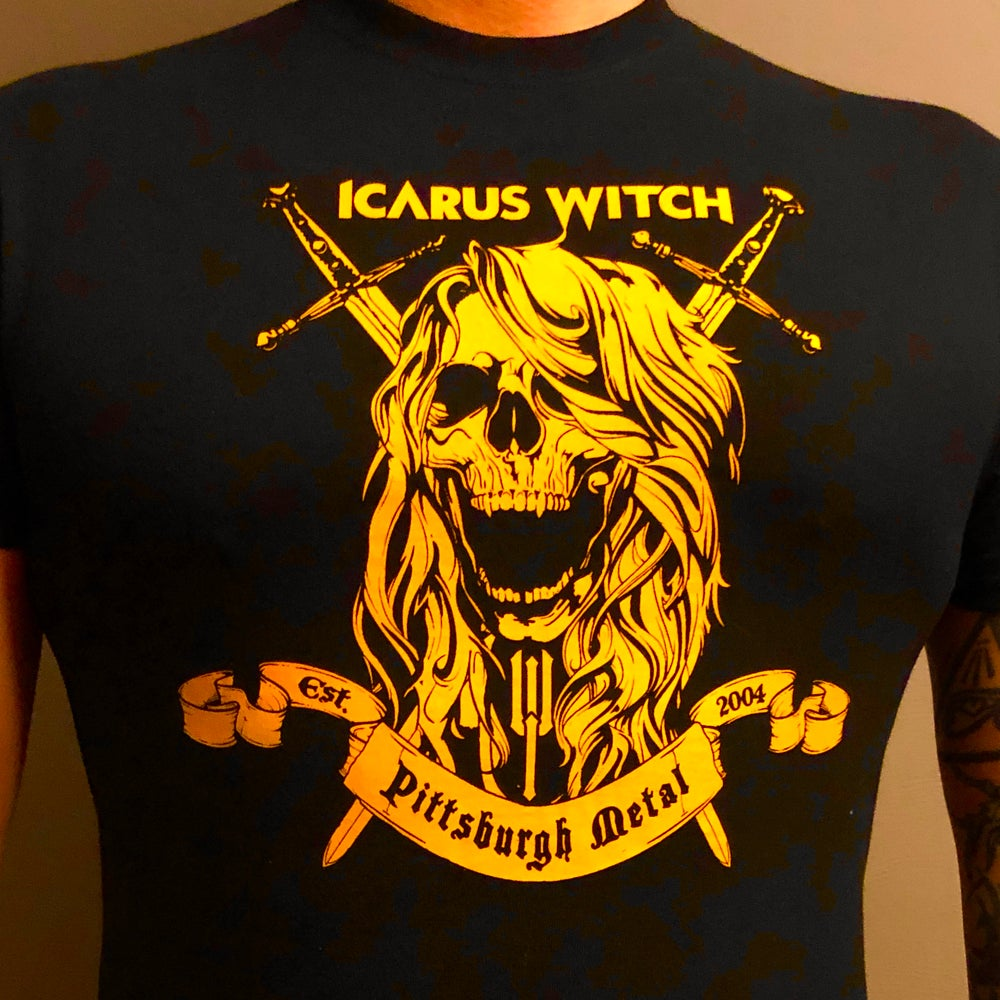 Image of Gold Witch Shirt