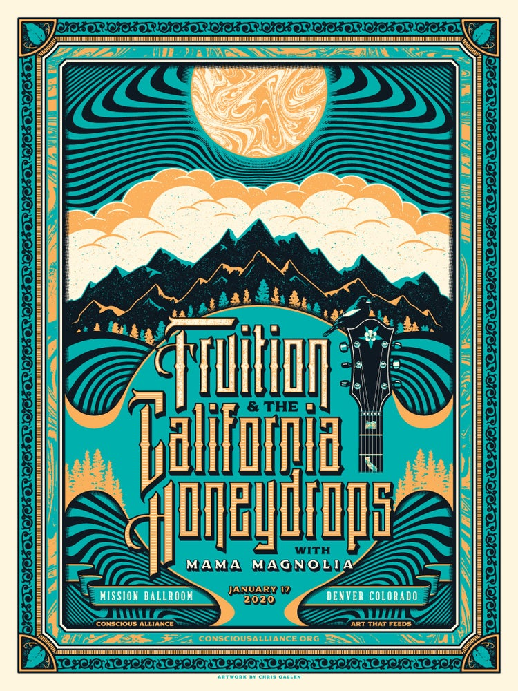 Image of Fruition / California Honeydrops - Conscious Alliance
