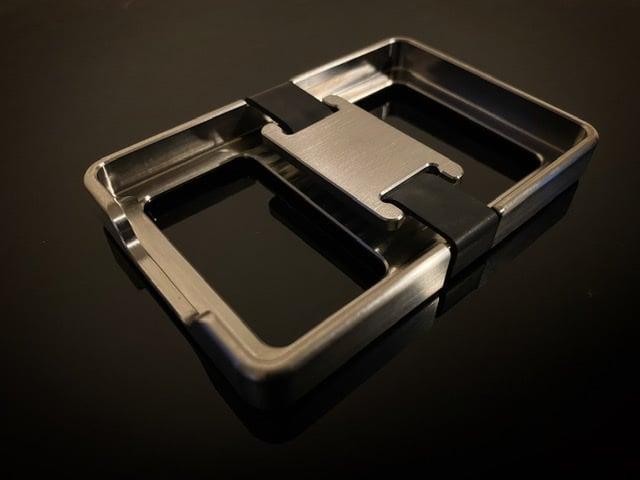 Image of 6Al-4V Solid Titanium Bux Box