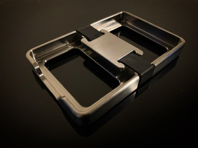 Image of 6Al-4V Solid Titanium Bux Box