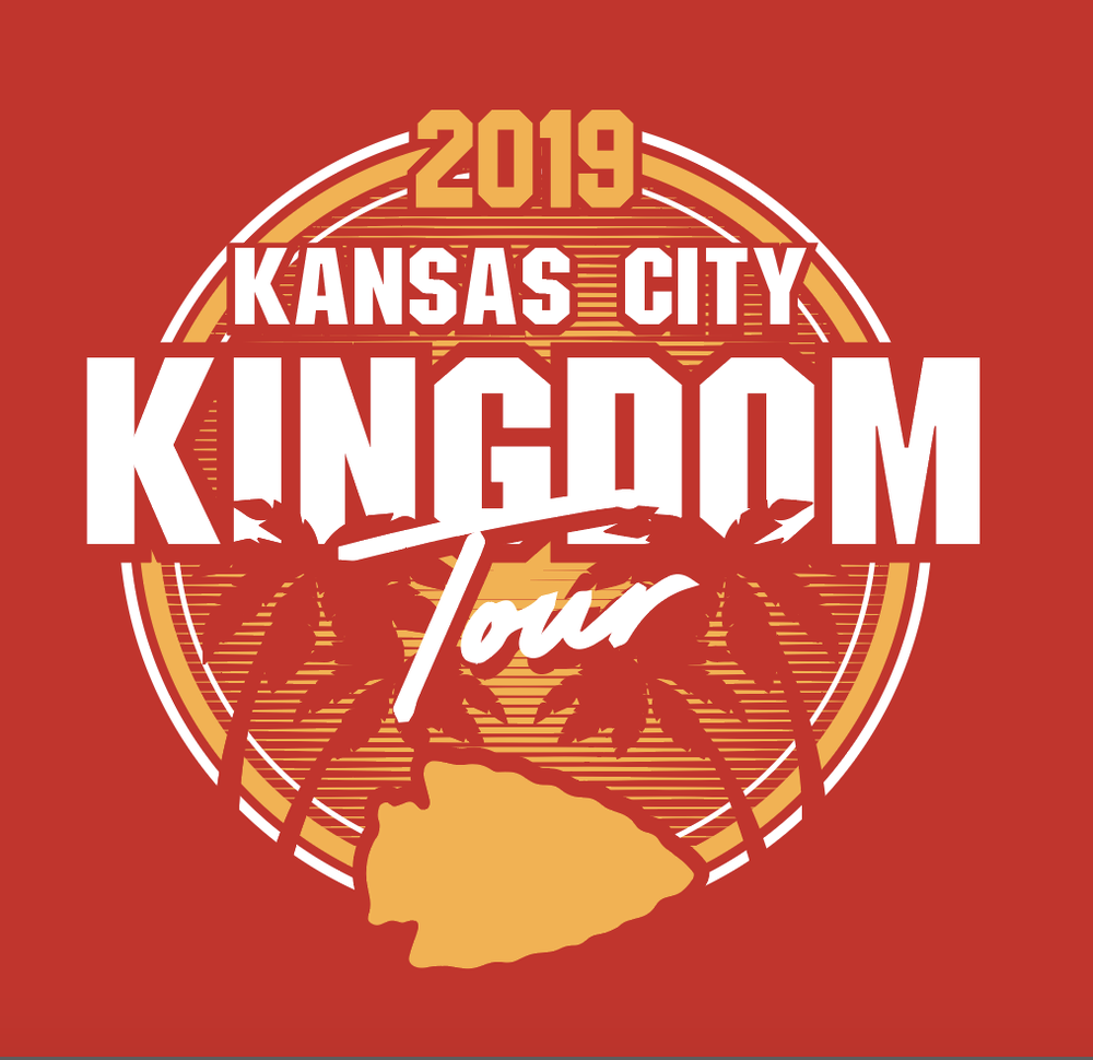 Image of Kansas City Kingdom Tour Shirt