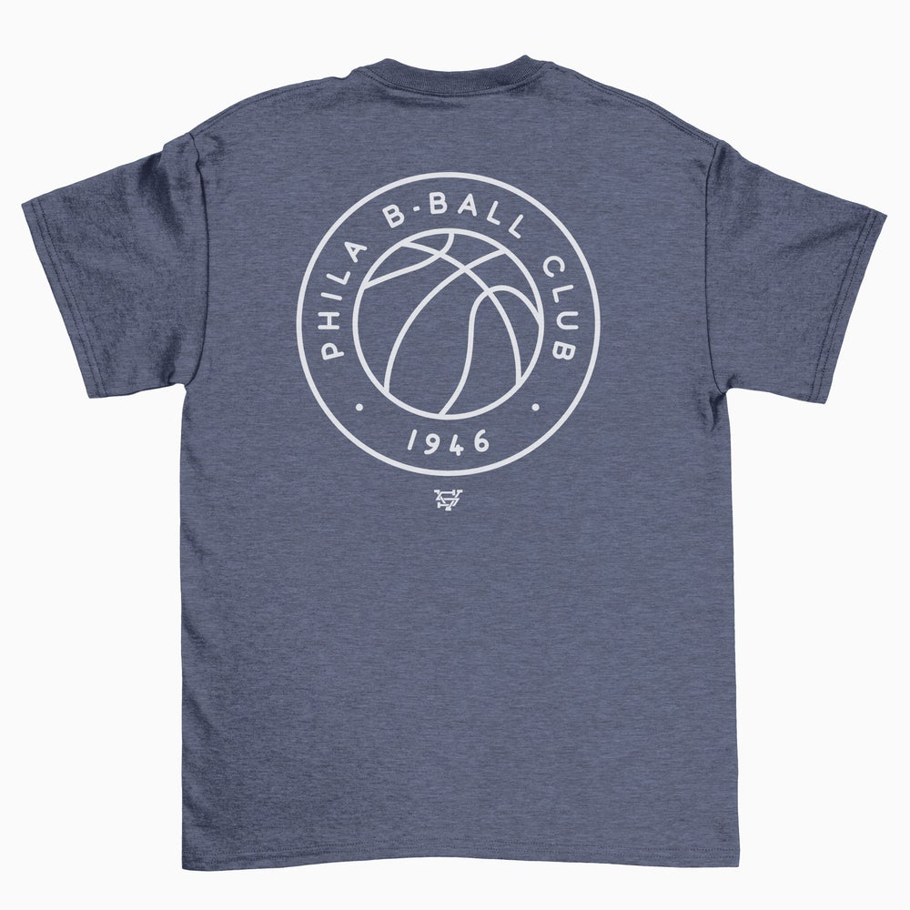 Image of Phila B-Ball Club T-Shirt