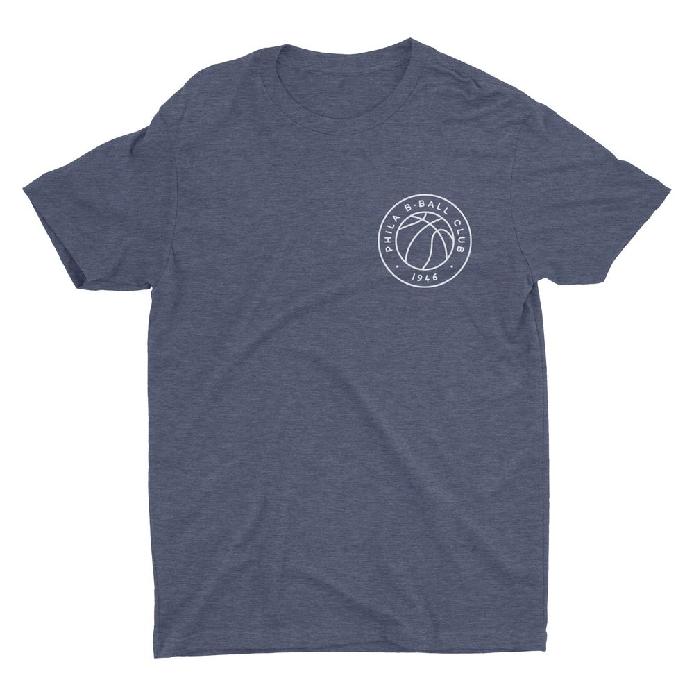 Image of Phila B-Ball Club T-Shirt