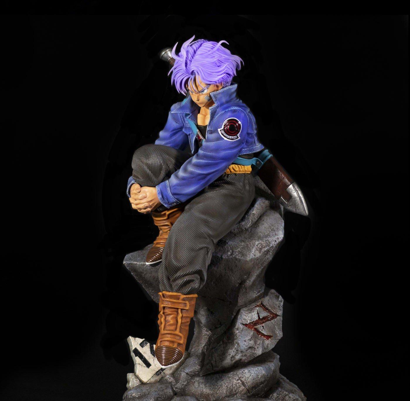 Image of Dragon Studio Future Trunks 1/4