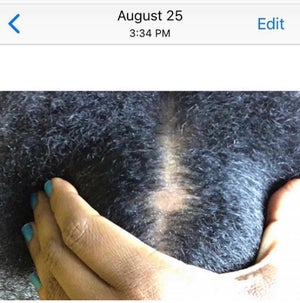 Image of NO COCONUT OIL - The Curl Smiler Growth Oil