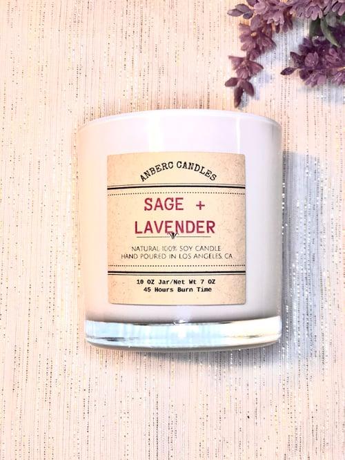Image of SAGE + LAVENDER