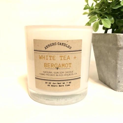 Image of WHITE TEA + BERGAMOT
