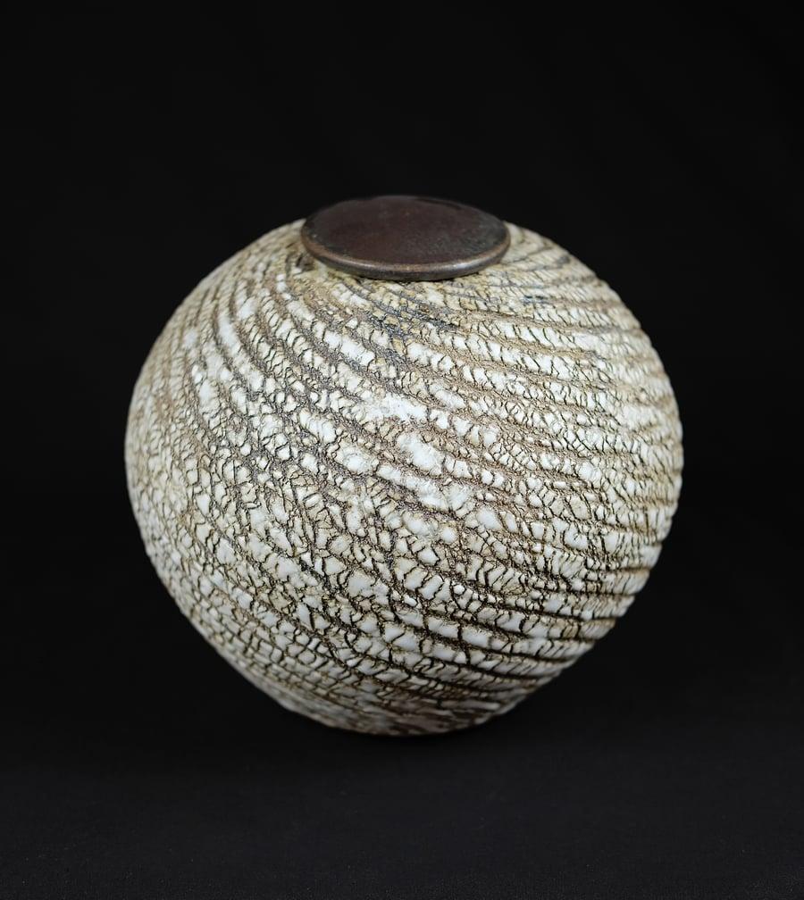 Image of ALAIN FICHOT - LARGE JAR