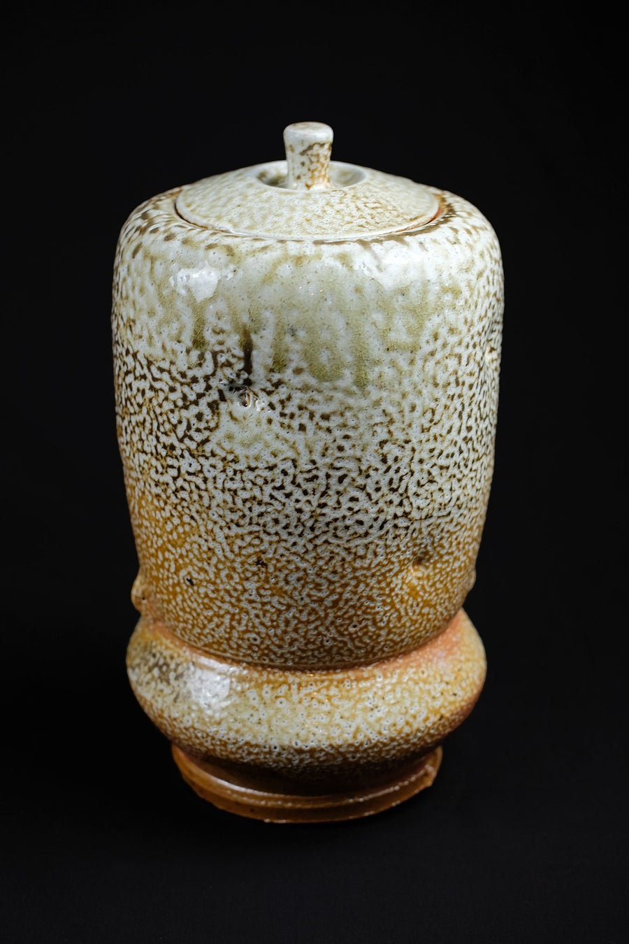 Image of MARCUS O'MAHONY - LIGHTER TALL LIDDED JAR