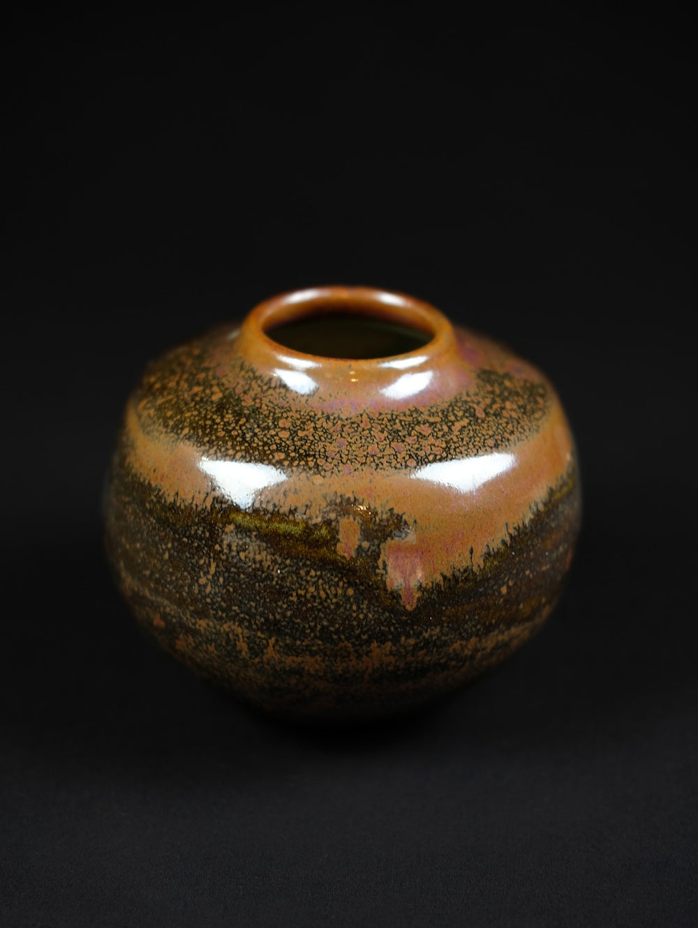 Image of GEOFFREY WHITING - SMALL JAR