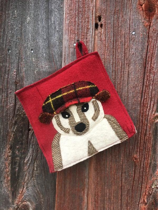 Image of Badger Lumberjack- Wisconsin style!!!!