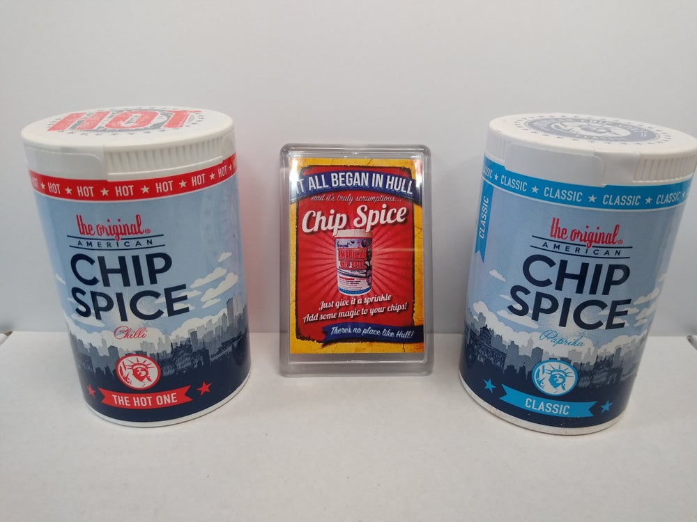 Image of New American Chipspice Pack