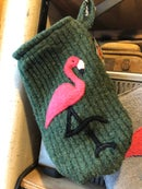 Image 3 of F is for Fabulously Festive Flamingos