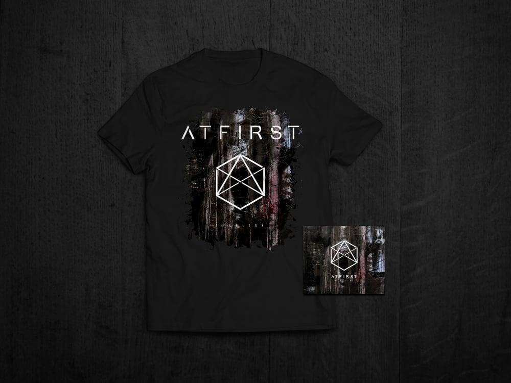 Image of Deadline - CD & T-Shirt Bundle