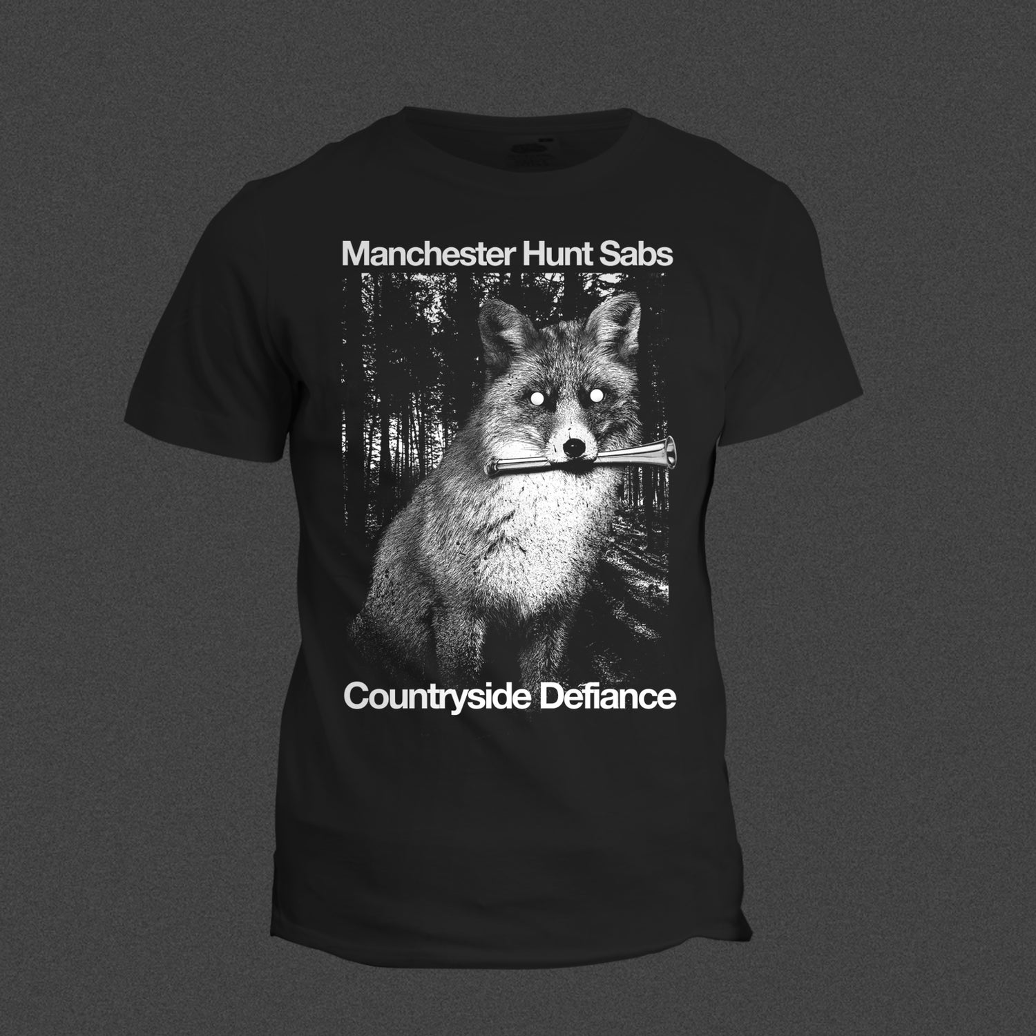 Image of Countryside Defiance Shirt - Monochrome