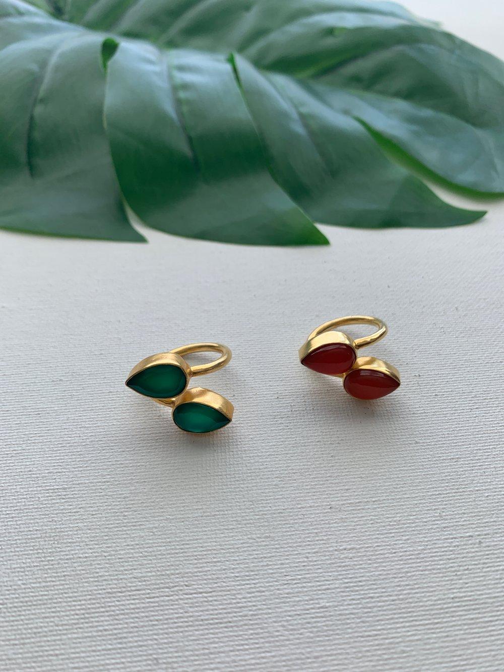 Image of JENN • Crystal Rings