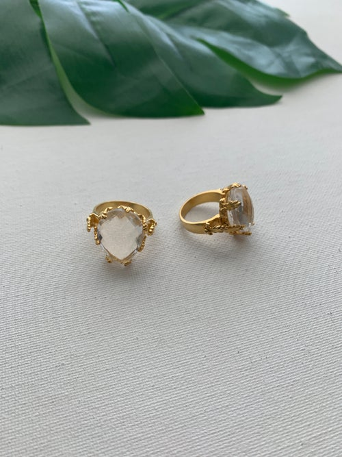 Image of GARDEN • Crystal Ring