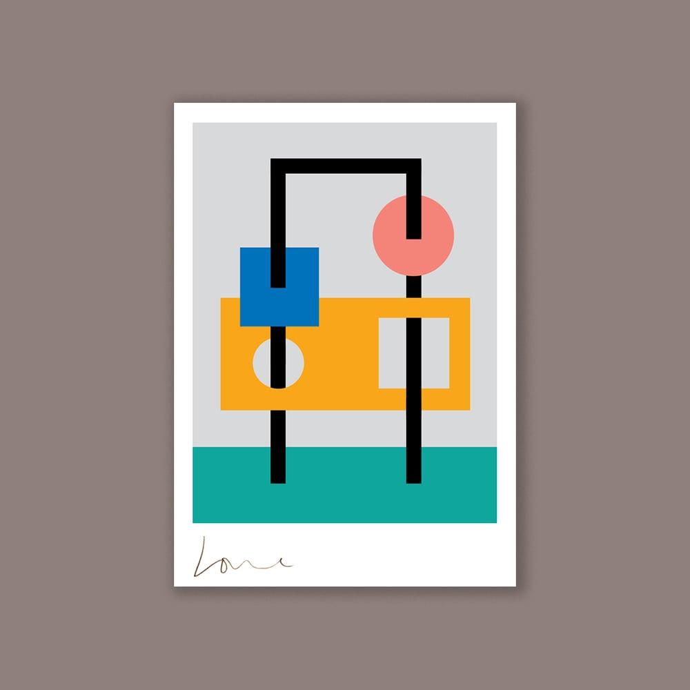 Image of Mini Print 4