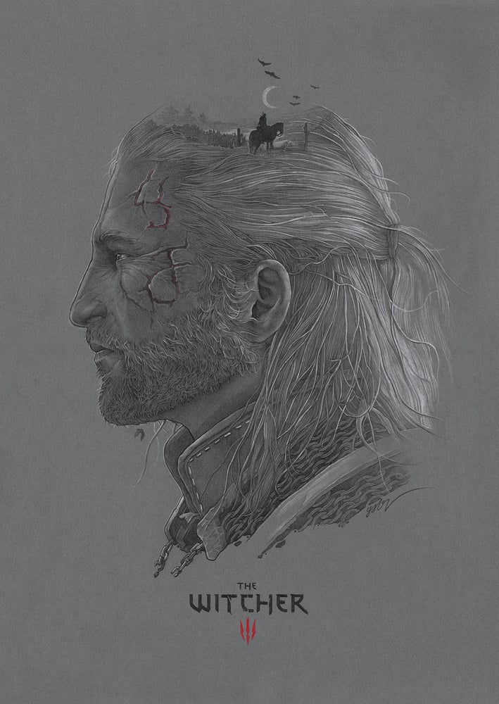 Image of Geralt