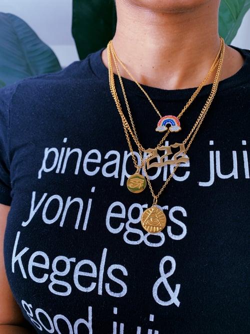 Image of ELEMENT • Angel Number Necklace