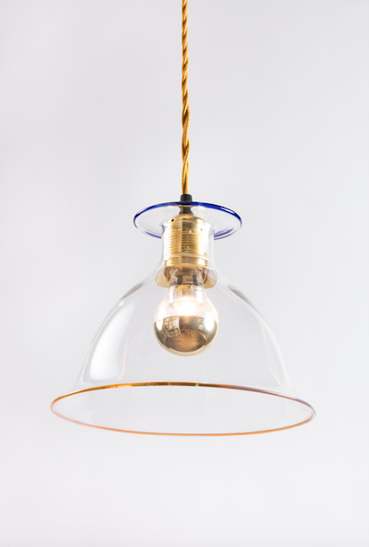 Image of *** NEW Glass Lampshade