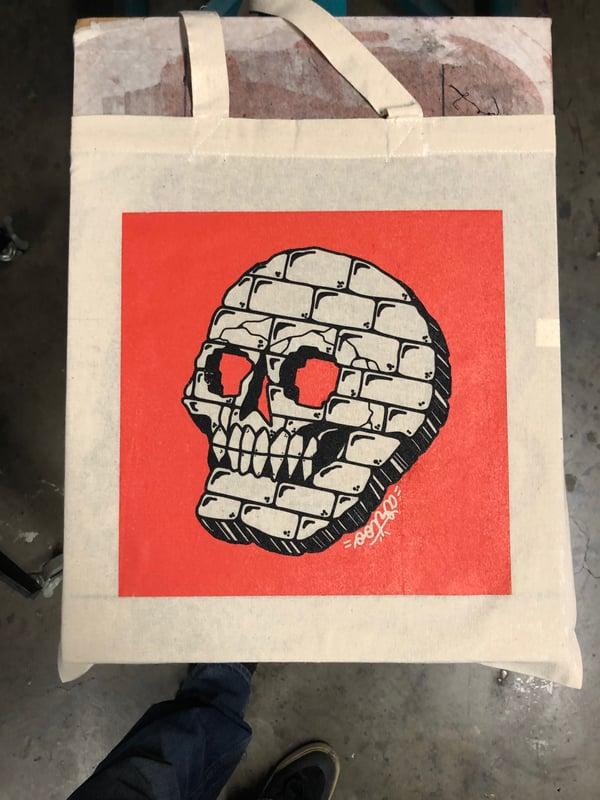 Image of Bricklayer Tote Bag