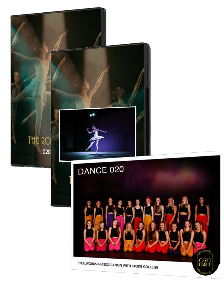 Image of 020 Dance Festival Collection DVD/Photographs/Group Print