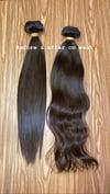 Mink Burmese Straight Frontal w/2 bundle deal