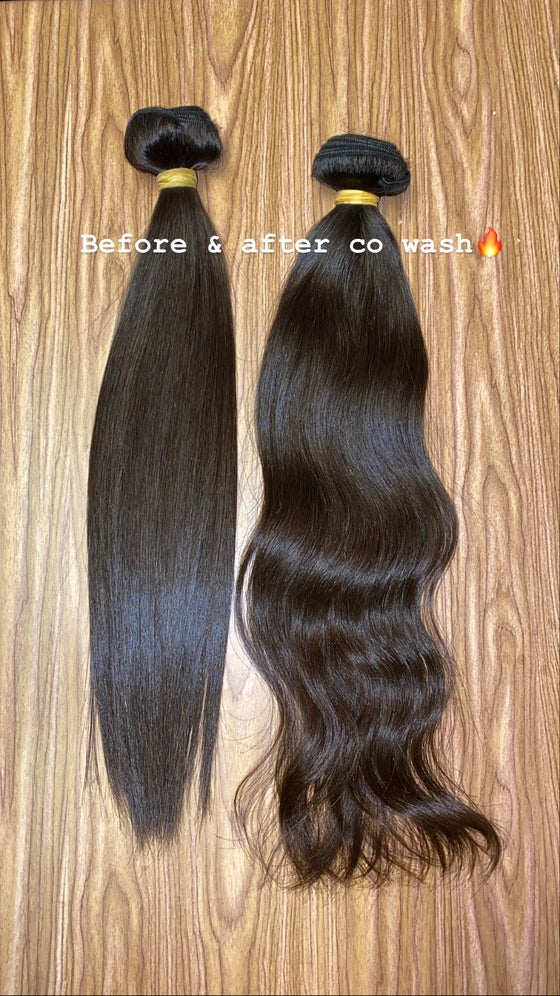 Image of Mink Burmese Straight Frontal w/2 bundle deal